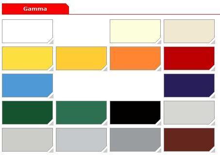 Teloni in pvc trasparente scorrevoli pareti laterali ebay for Gamma colori pareti
